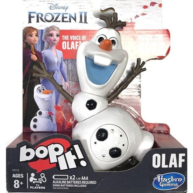 Bop It: Frozen II - Olaf Edition image