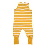 Woolbabe: 3-Seasons Sleeping Suit Kowhai - 2 Years