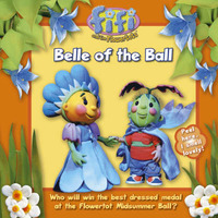 Belle of the Ball: Read-to-me Scented Storybook image