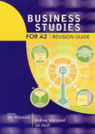 Business Studies for A2 Revision Guide by Andrew Hammond image