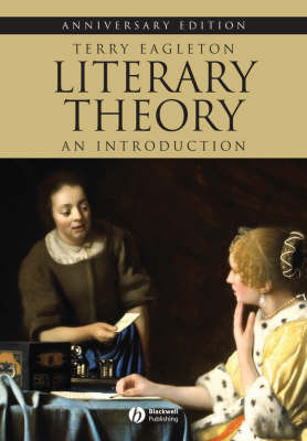 Literary Theory by Terry Eagleton image