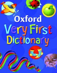 Oxford Very First Dictionary Big Book by Clare Kirtley image