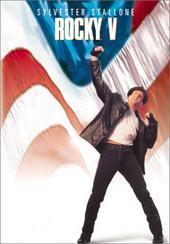 Rocky V on DVD