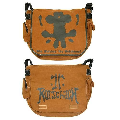 Watchmen Rorschach Messenger Bag image