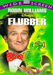 Flubber on DVD