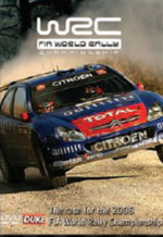 FIA World Rally Review 2006 on DVD