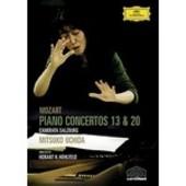 Mozart - Piano Concertos 13 & 20 (Mitsuko Uchida) on DVD