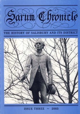 """The Sarum Chronicle"": Issue Three: 2003"
