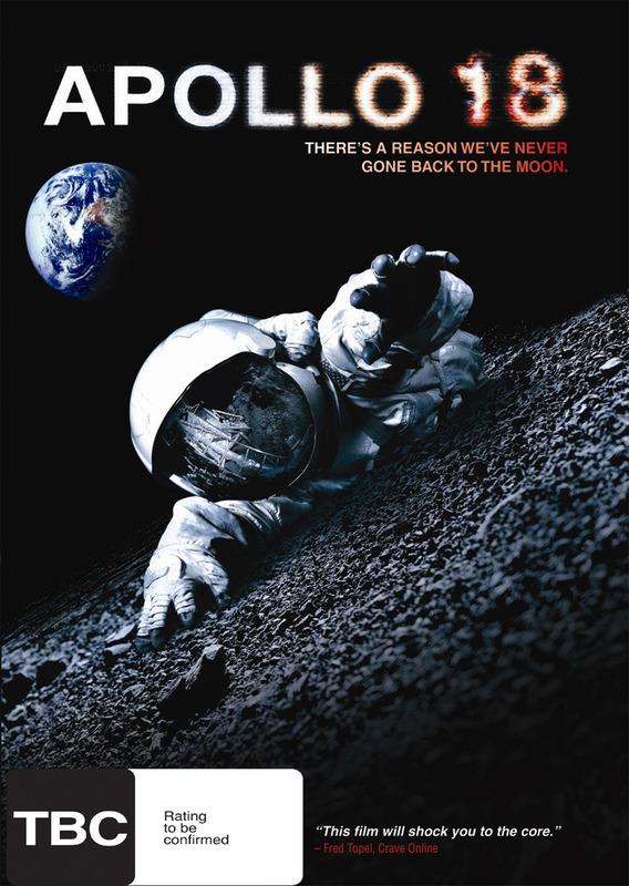 Apollo 18 on DVD