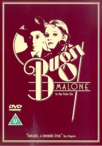 Bugsy Malone on DVD
