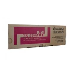 Kyocera TK-594M Toner (Magenta)