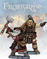 Frostgrave - Enchanter & Apprentice