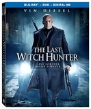 The Last Witch Hunter on Blu-ray