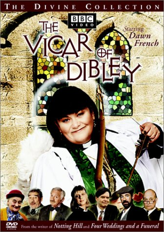 Vicar Of Dibley - The Divine Collection (3 Disc Set) on DVD image