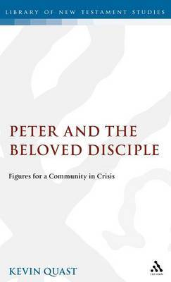 Peter and the Beloved Disciple by Kevin Quast image