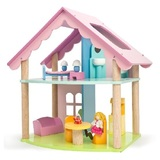 Le Toy Van: Mia Casa Doll House (with furniture)