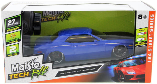 Maisto Tech R/C - 2006 Dodge Challenger Concept