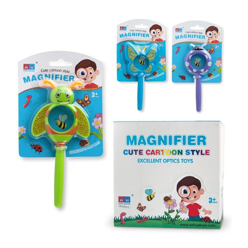 Insect Magnifying Glass - (Assorted Designs)
