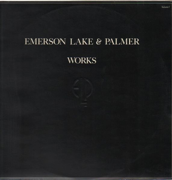 Works Volume 1 (2CD) by Emerson Lake & Palmer