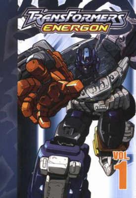 Transformers: Vol. 1 by Simon Furman image