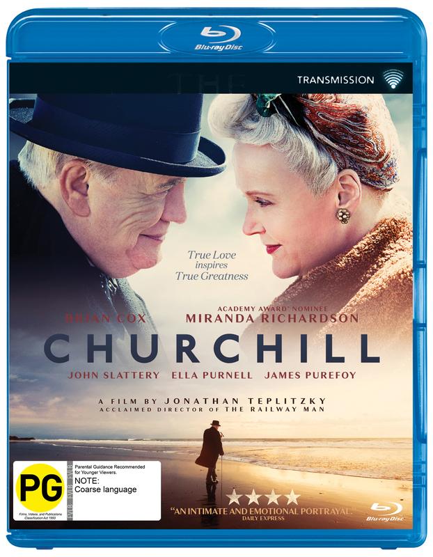 Churchill on Blu-ray