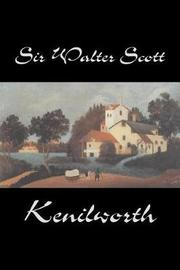 Kenilworth by Walter Scott image