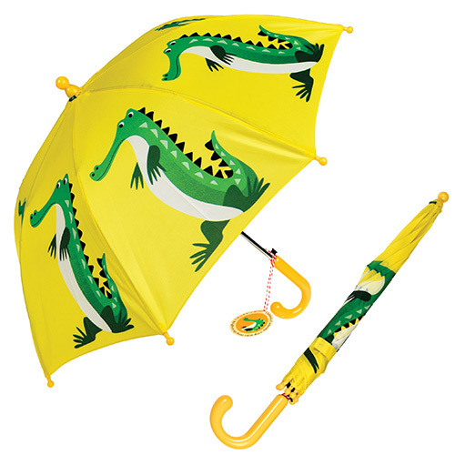 Rex Childrens Umbrella - Crocodile