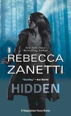 Hidden by Rebecca Zanetti image