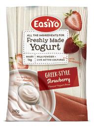 EasiYo Greek-Style Strawberries & Cream