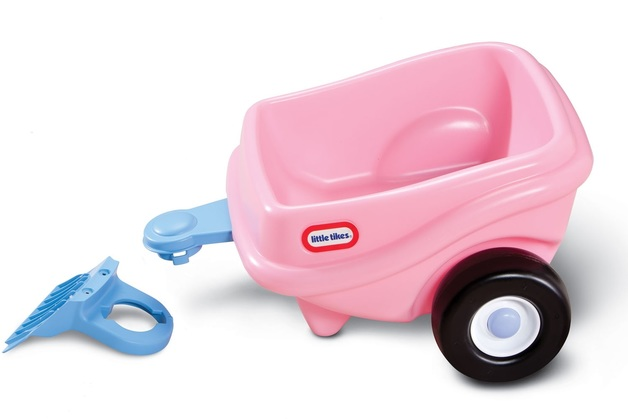 Little Tikes: Cozy Coupe Trailer - Princess