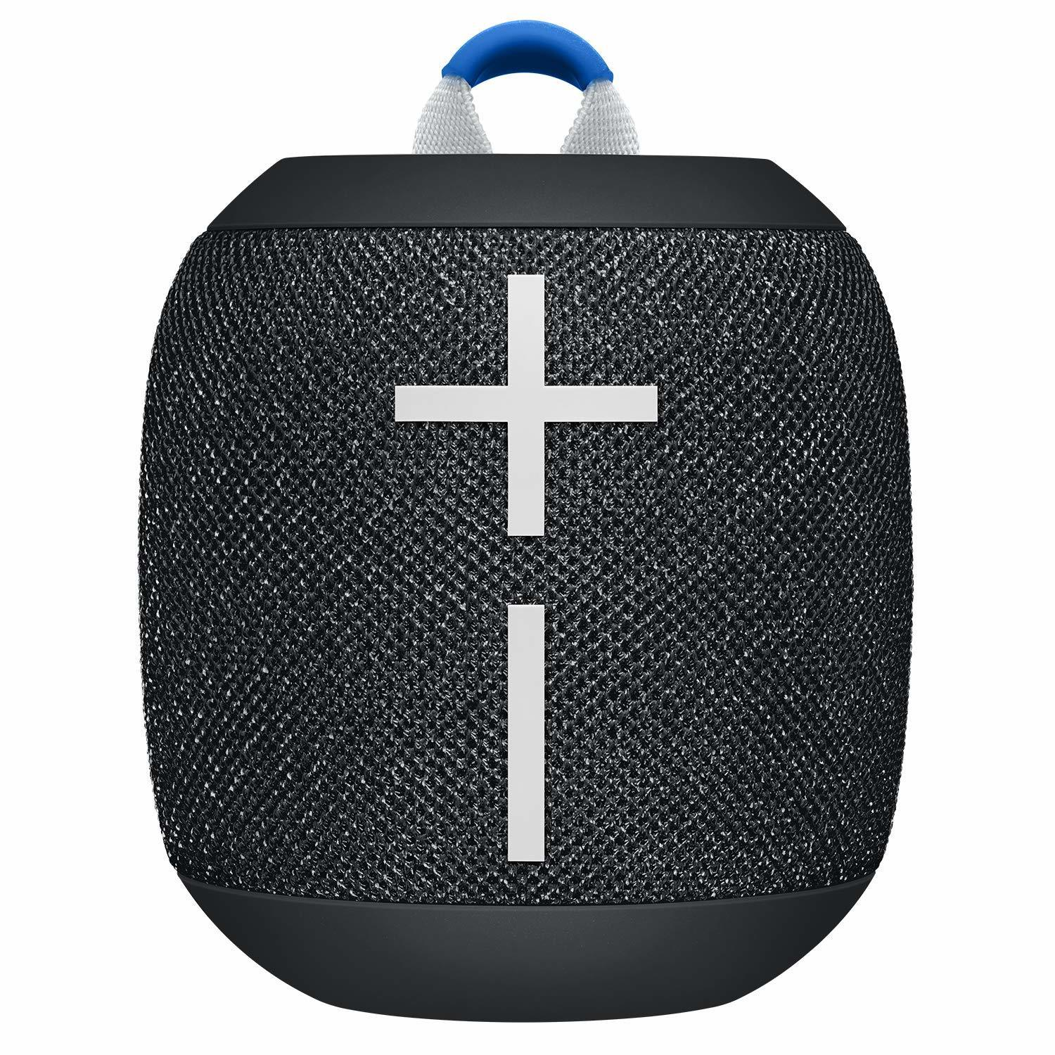 Ultimate Ears WONDERBOOM 2 Speakers - Black Twin Pack image