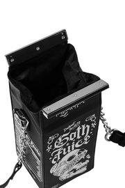 Killstar: Goth Juice Handbag - Black