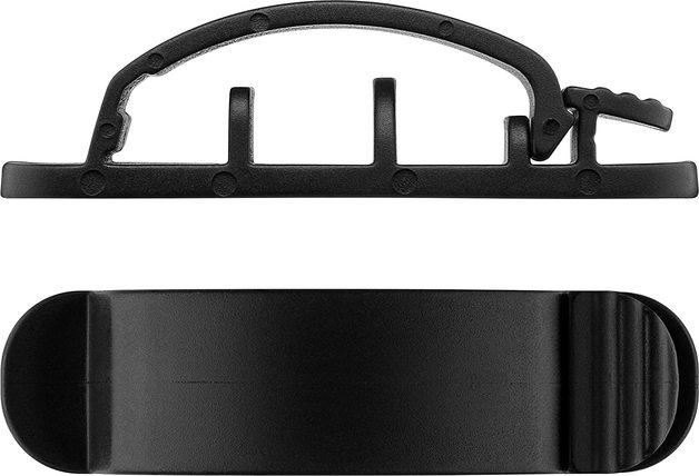 Goobay: Cable Management - 3 Piece Set (Black)