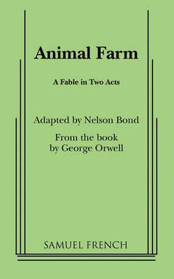 Animal Farm by Nelson Bond image