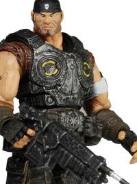 Gears of War 3 Marcus Fenix Action Figure - Series 2
