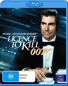 Licence to Kill (2012 Version) on Blu-ray