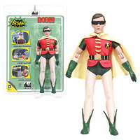 Batman Classic 1966 Robin (Removable Mask) 8-Inch Action Figure