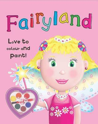 Colour and Paint: Fairyland image