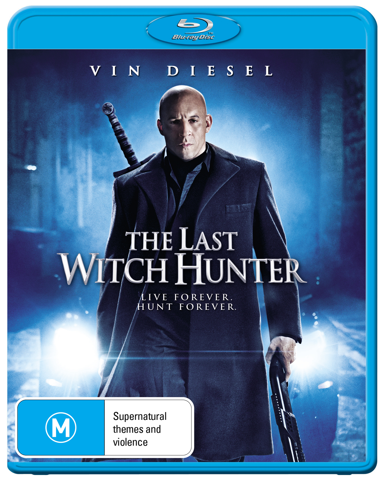 The Last Witch Hunter on Blu-ray image