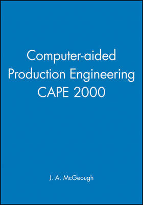 Computer-aided Production Engineering CAPE 2000 image