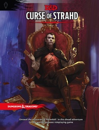 Dungeon & Dragons Curse of Strahd
