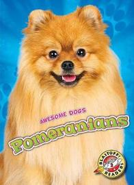 Pomeranians by Domini Brown