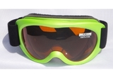 Mountain Wear Youth Goggles: Green (G2011)