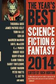 The Year's Best Science Fiction & Fantasy 2014 Edition by Yoon Ha Lee