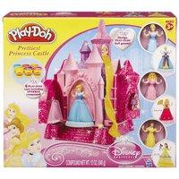 Play-Doh - Disney Princess Prettiest Princess Castle Set image