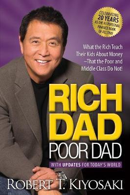 Rich Dad Poor Dad by Robert T. Kiyosaki image