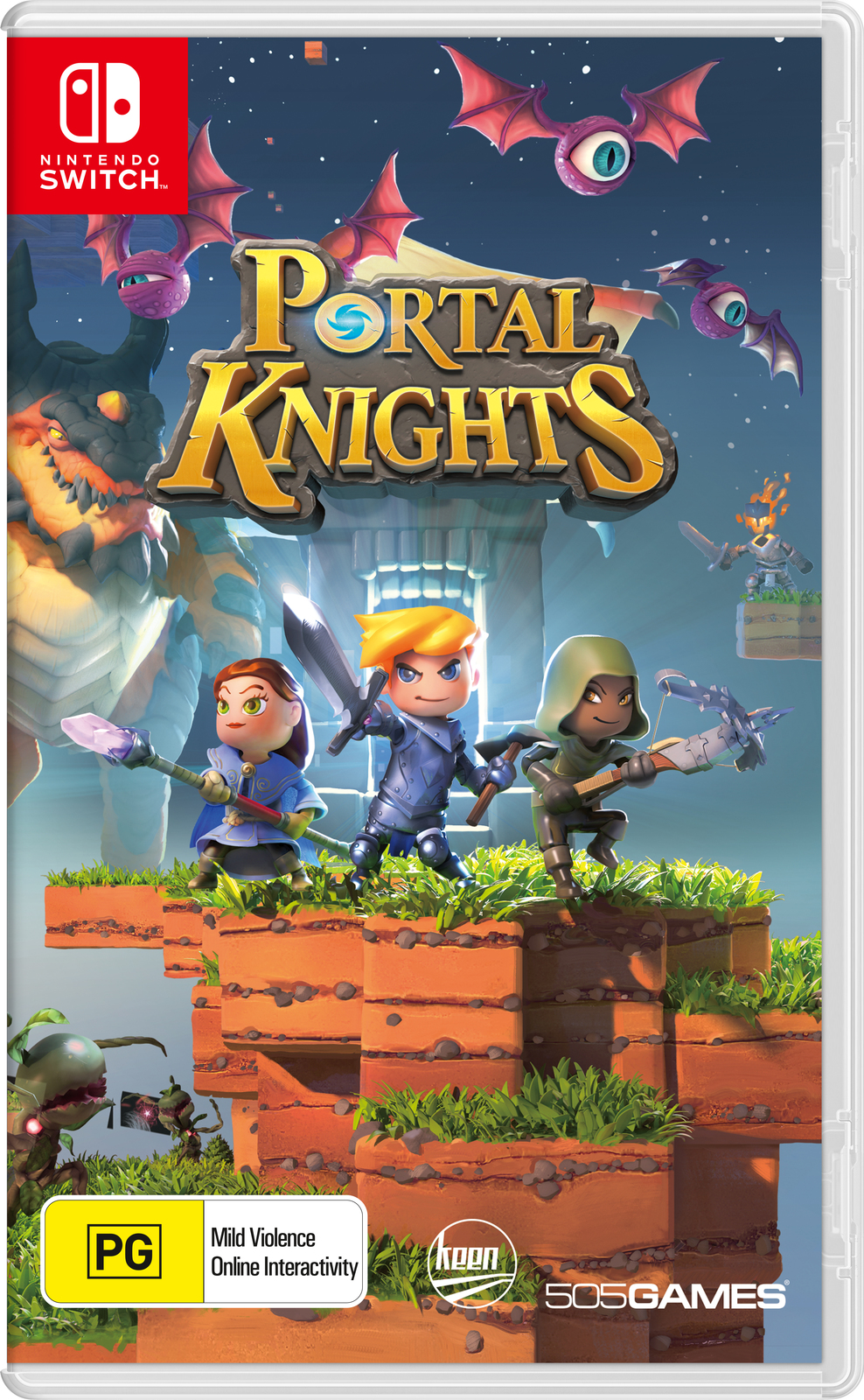 Portal Knights for Nintendo Switch image