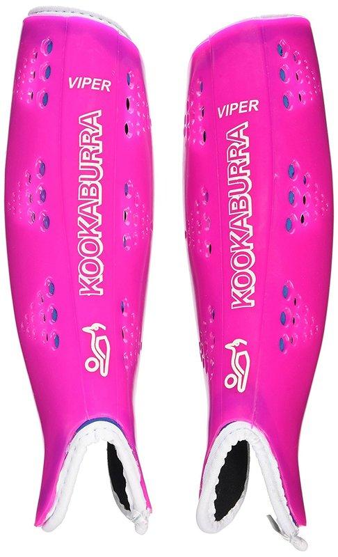 Kookaburra Viper Shin Guard (Pink) (Size XS)