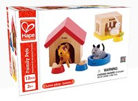 Hape: Family Pet Set