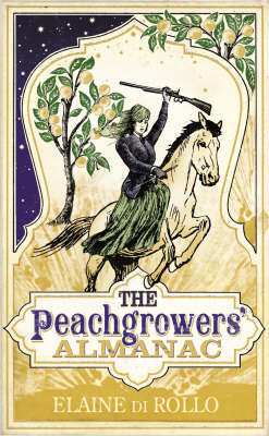 The Peachgrowers' Almanac by Elaine Di Rollo image